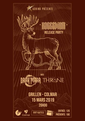 Release Party Haeredium