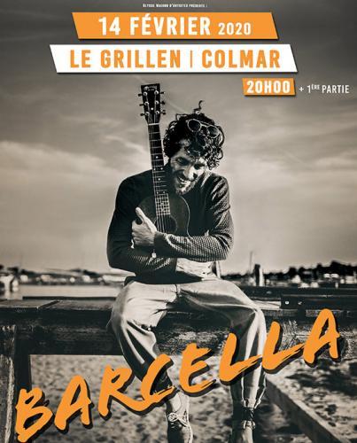 Barcella + La Gargarousse
