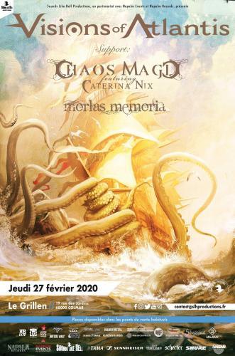 Visions Of Atlantis • Chaos Magic • Morlas Memoria