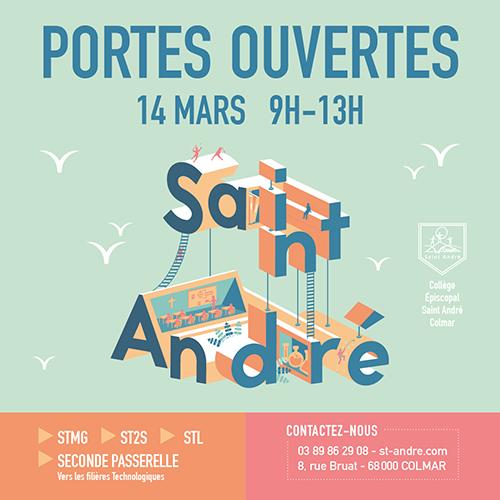 Portes ouvertes : Lycée Technologique Saint André