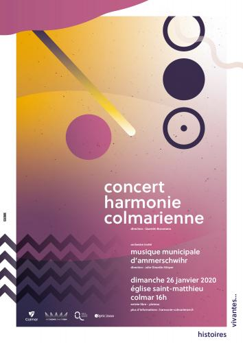 Concert de Gala Harmonie Colmarienne 2020