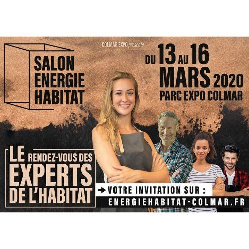 Salon Énergie Habitat 41e édition