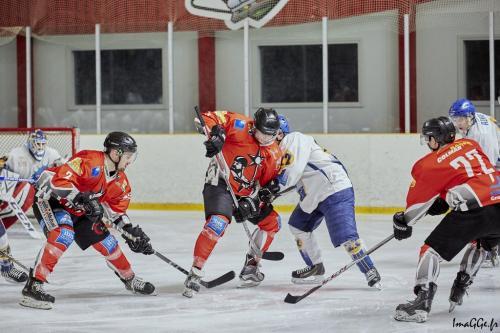 Hockey sur Glace :Titans de Colmar vs Diables Rouges de Valenciennes
