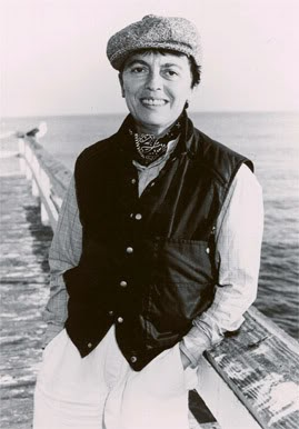 Monique Witting (1935-2003), écrivain et théoricienne, grande figure du féminisme