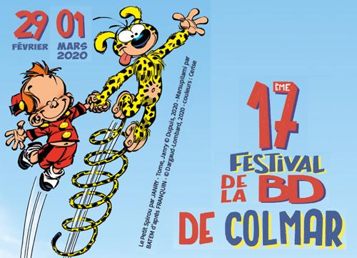 17e Festival de la BD de Colmar