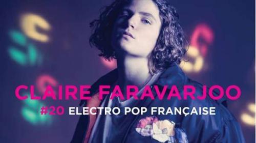 SCÈNE OFF Marché Couvert - CLAIRE FARAVARJOO (ELECTRO POP FRANÇAISE)