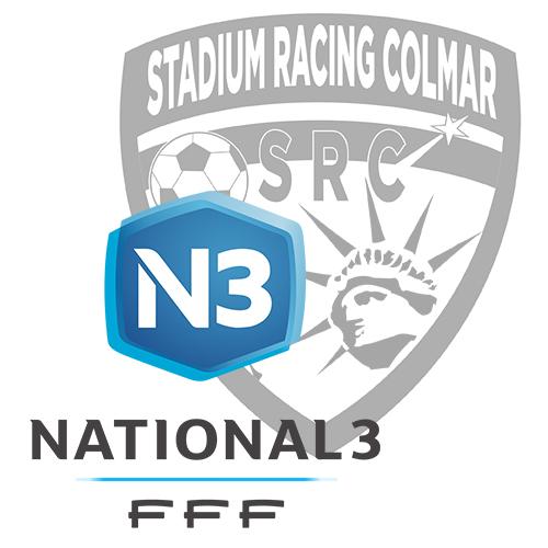 N3 SRC - RC STRASBOURG 2 le 26 septembre